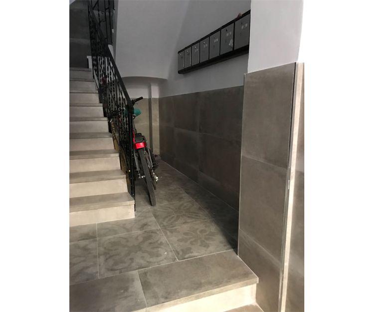 Reformas de patios de escaleras