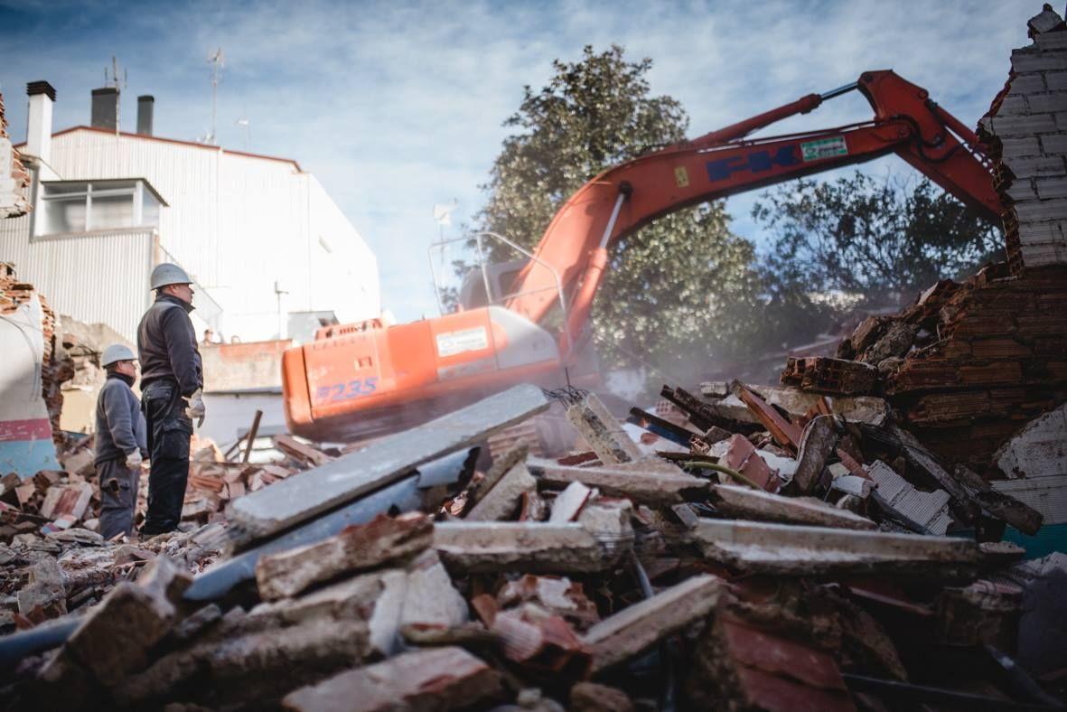 Construcción obra nueva Castelldefels