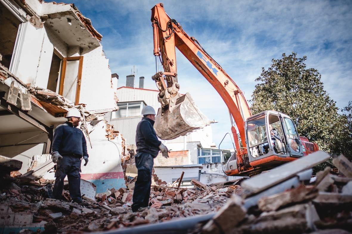 Demoliciones y derribos Cerdanyola del Valles