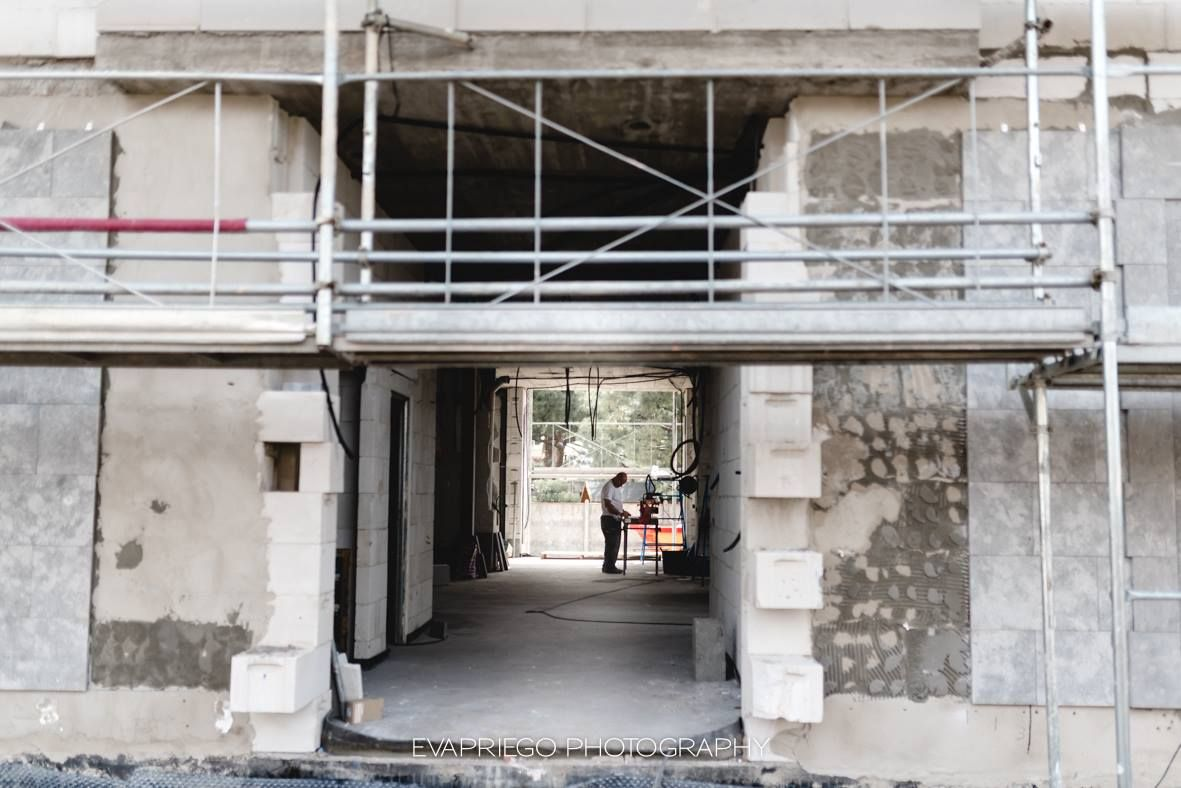 Demolicion de edificios eixample Barcelona