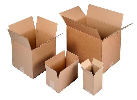 Cajas: Productos de Cartoma Envases