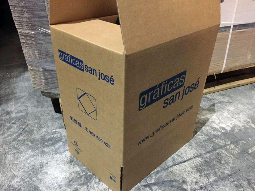 Fabricante de envases de cartón en Valencia