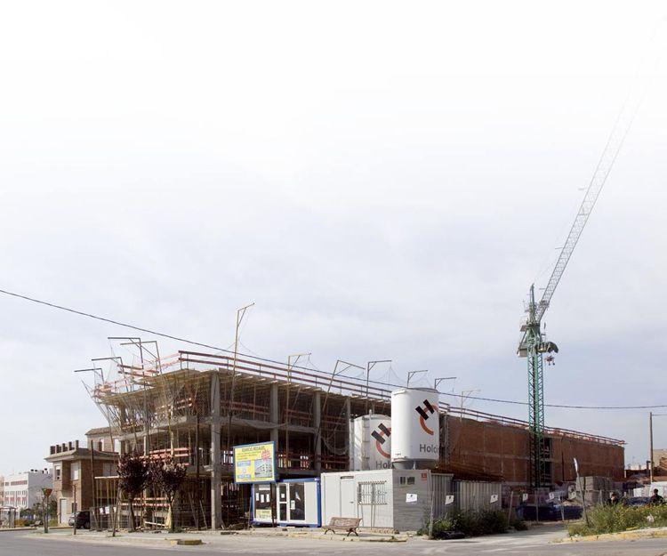 Construcción de obra nueva en Valencia