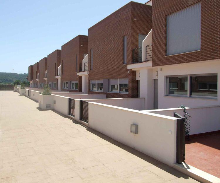Proyectos de viviendas unifamiliares en Valencia