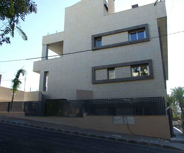 Construcción de viviendas unifamiliares en Valencia