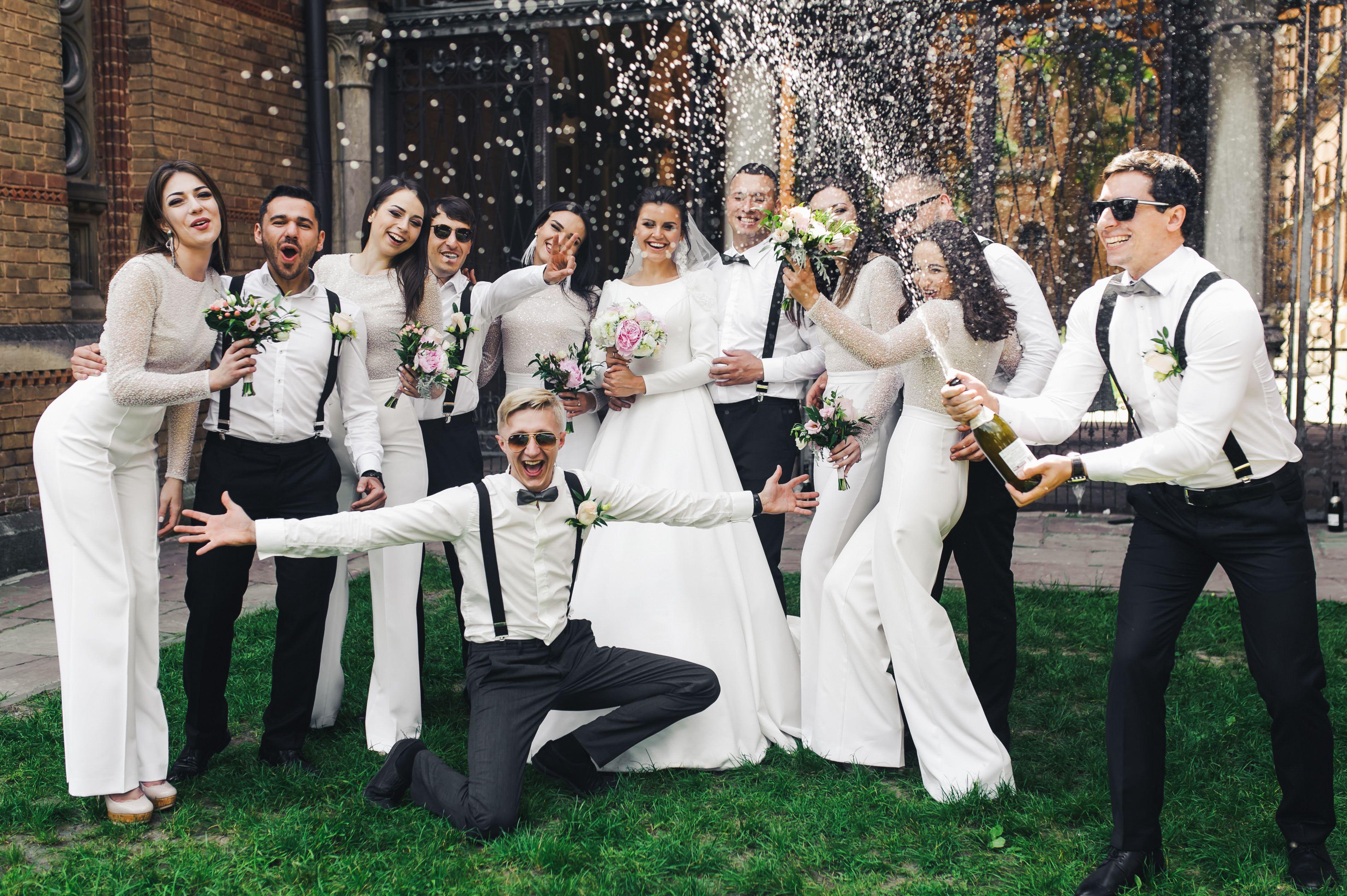 Coches para bodas en Madrid Centro