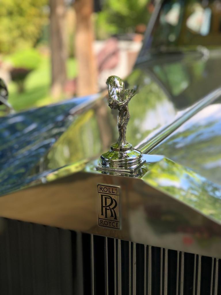 Rolls Royce para bodas en Madrid Centro