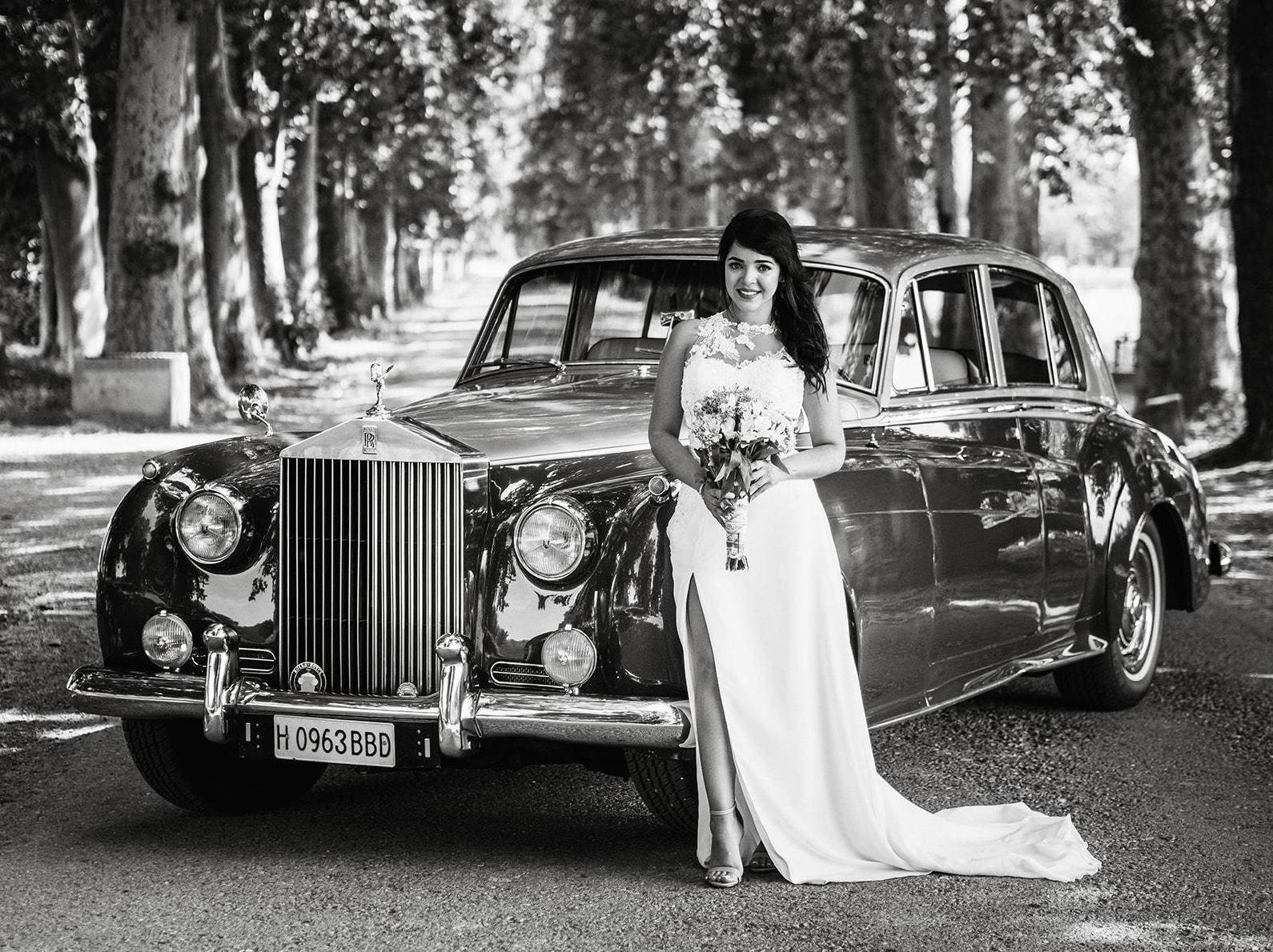 Roolls Royce Silver Cloud II 1960: Vehículos de Iberocab