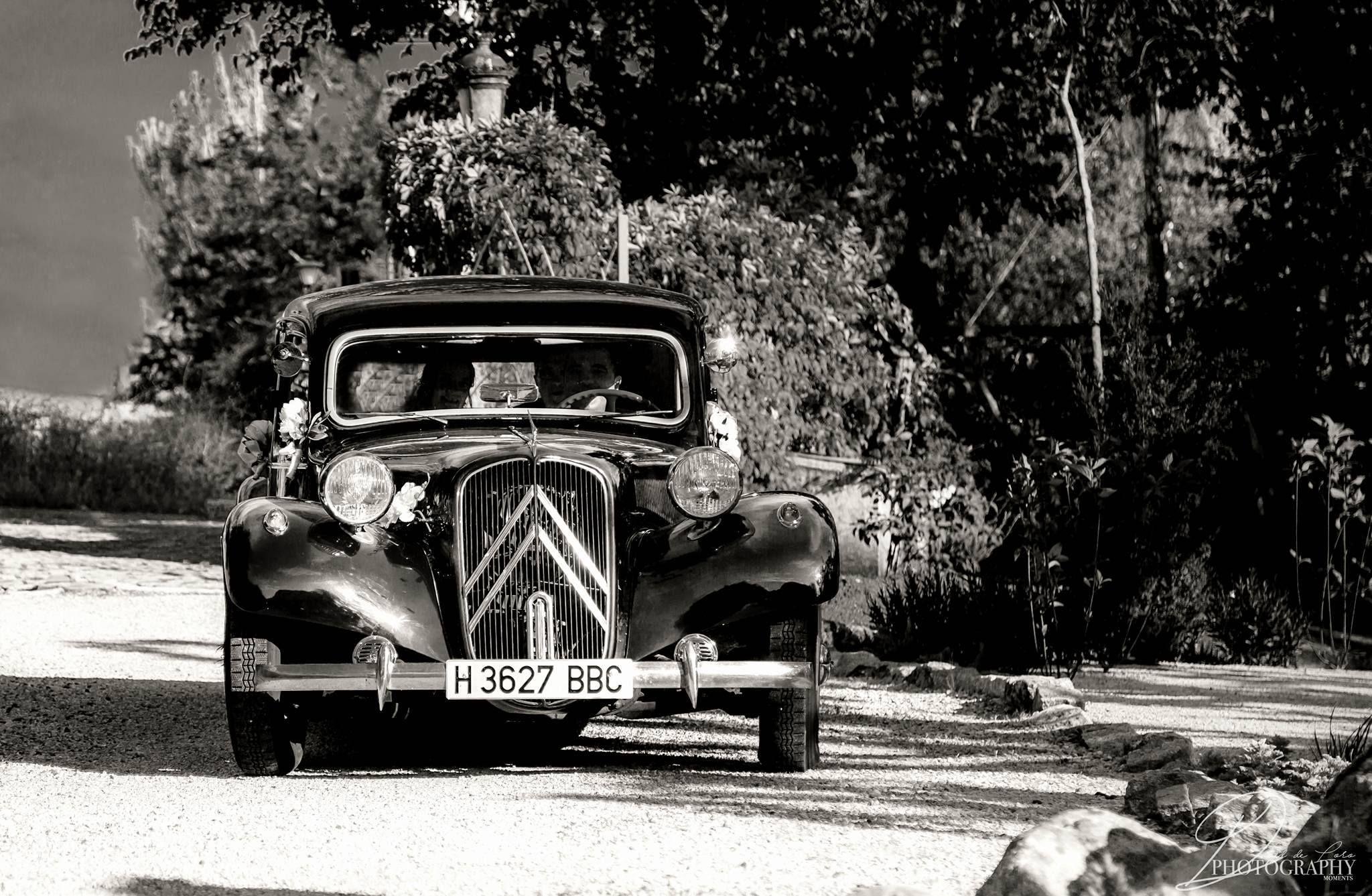Alquiler de vehículos clásicos en Madrid Centro
