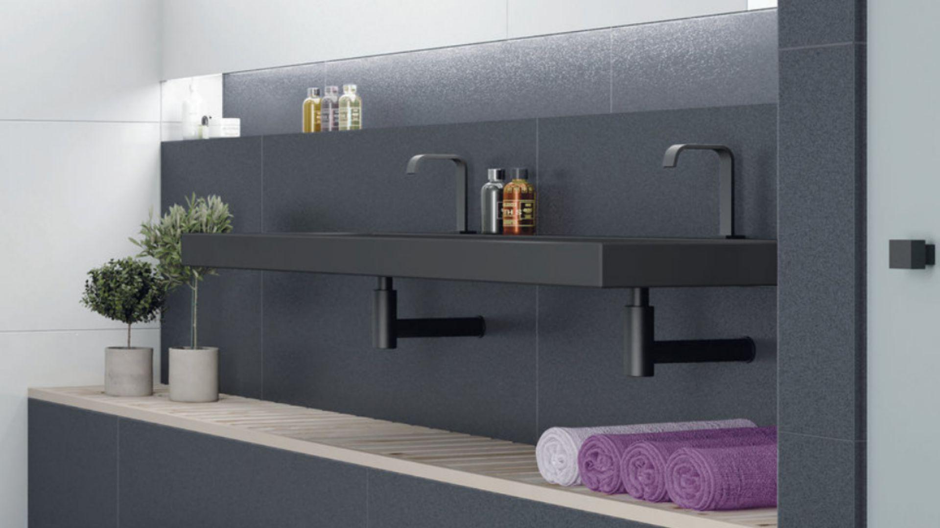 Muebles y griferías para baños
