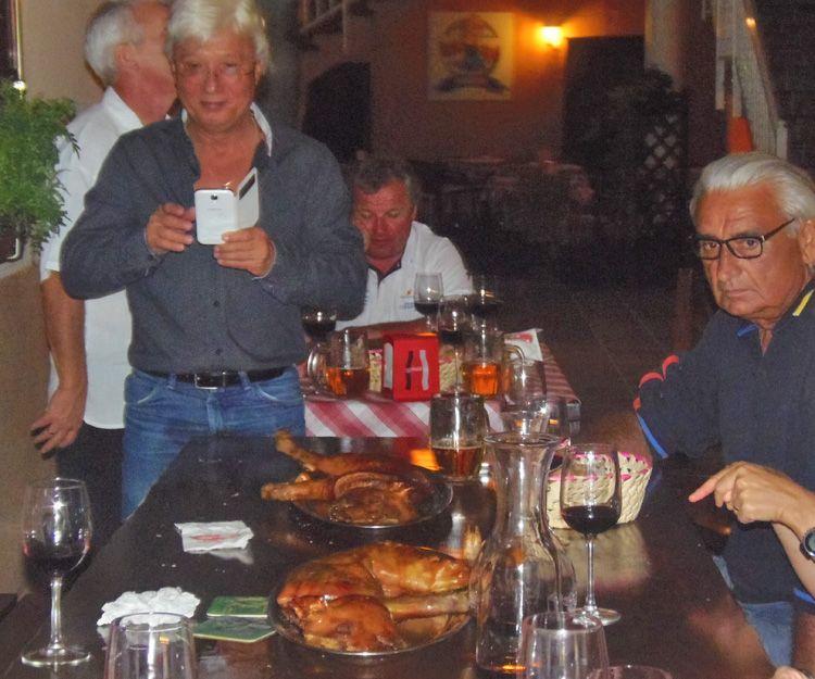 Comida y bebida tradicional alemana