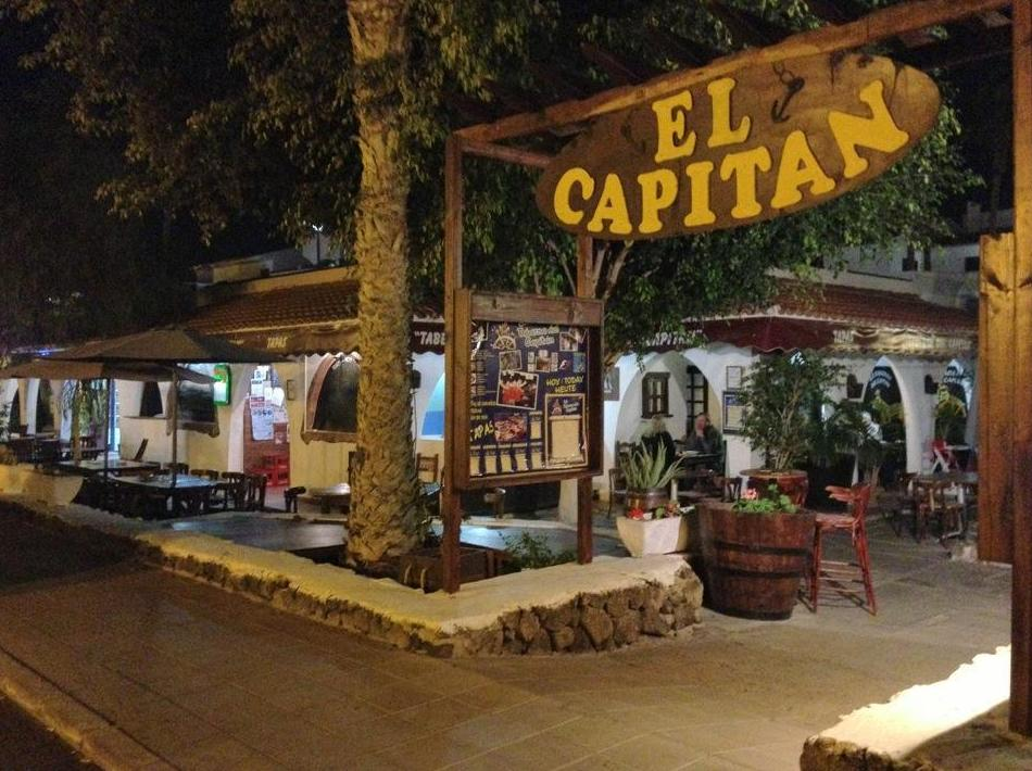 La taberna del Capitán
