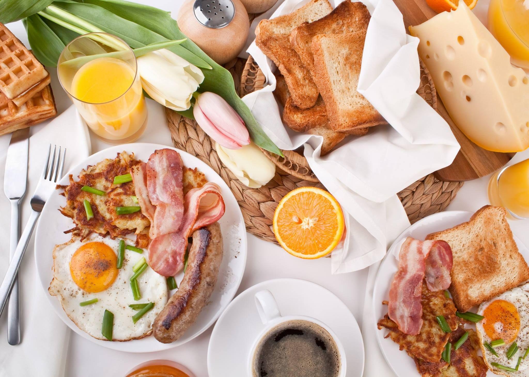 Platos típicos de la cocina centroeuropea