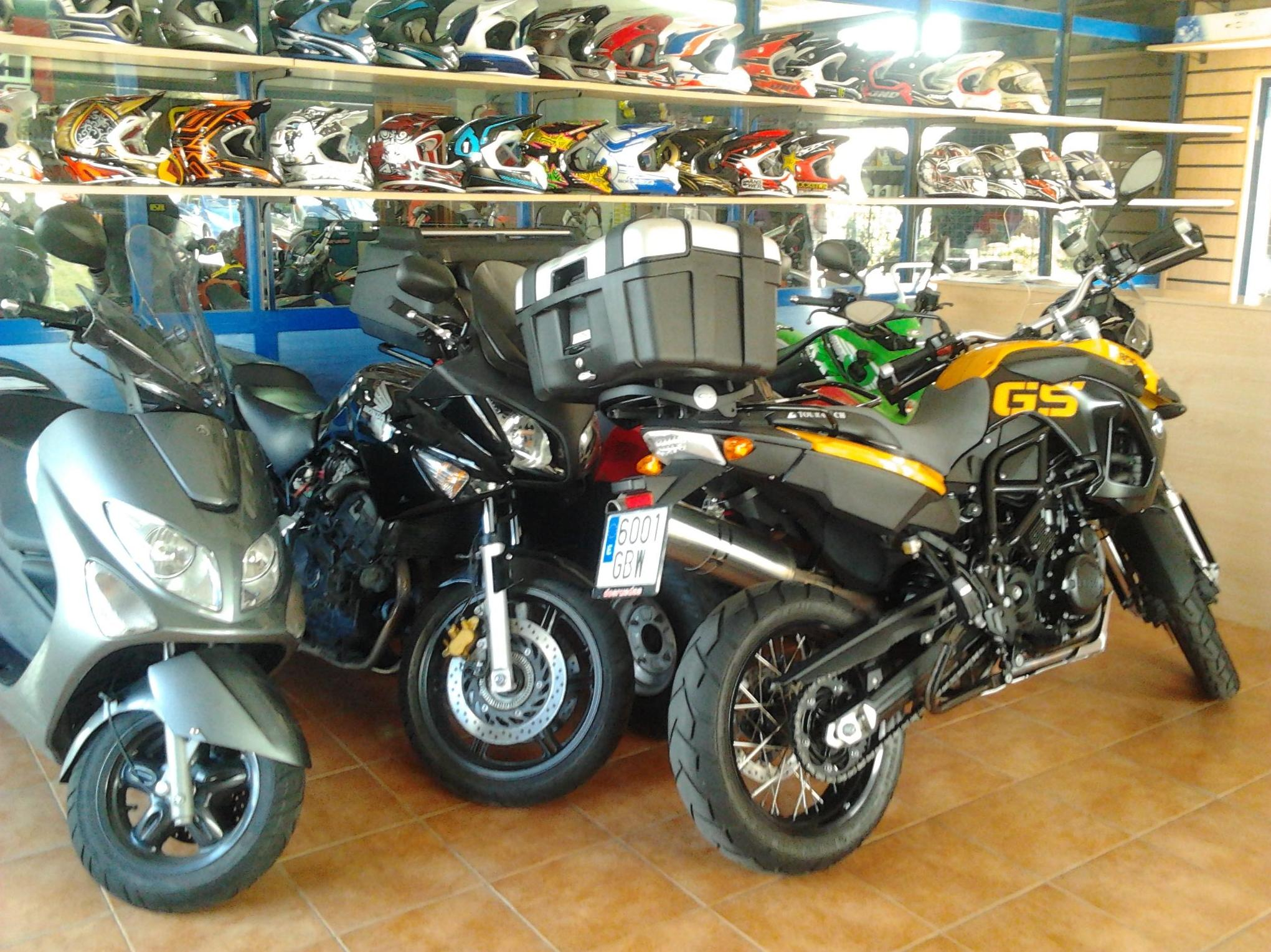 Dosruedas Motorbikes en Soto del Real (Madrid)