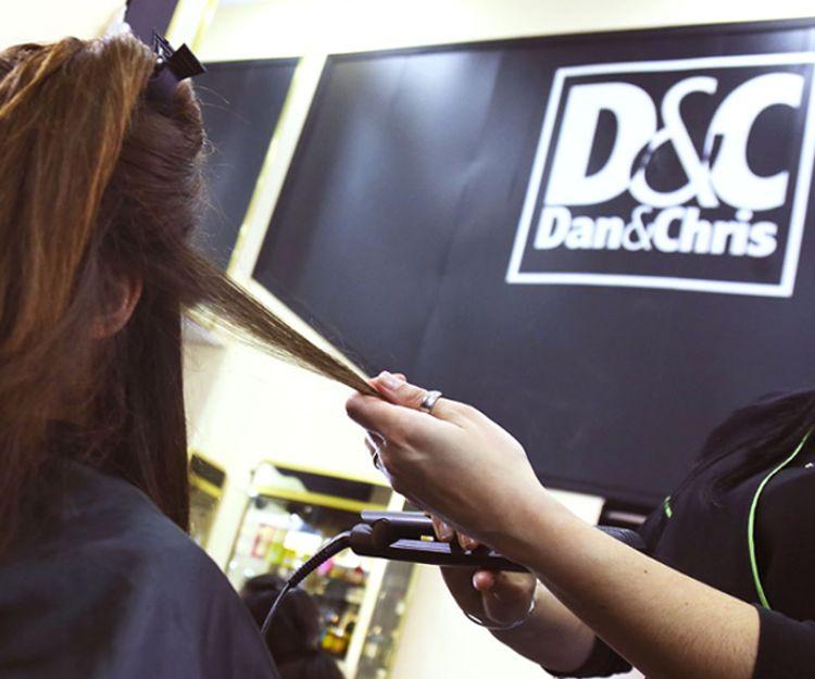 Centro de peluquería en el centro de Madrid