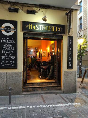 Foto 1 de Restaurante italiano en  | Mas-Mastropiero