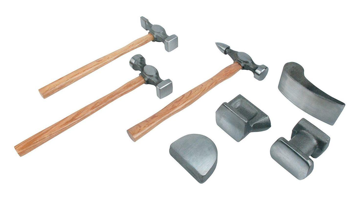 Tases y martillos