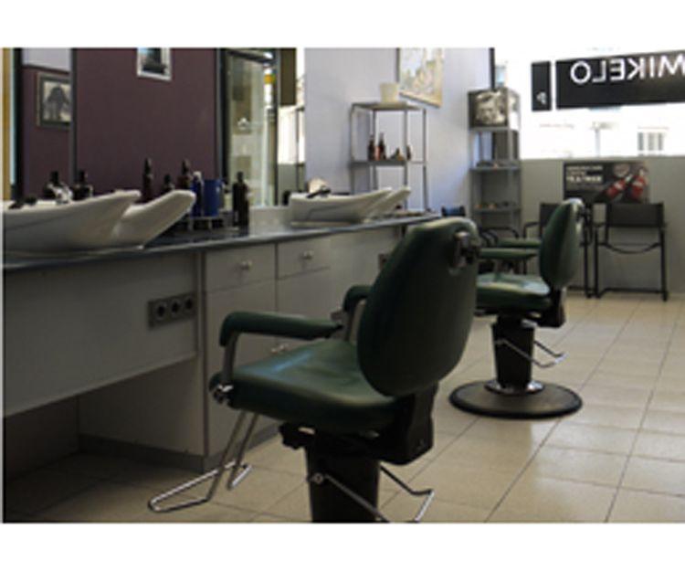Servicio de peluquería para hombre