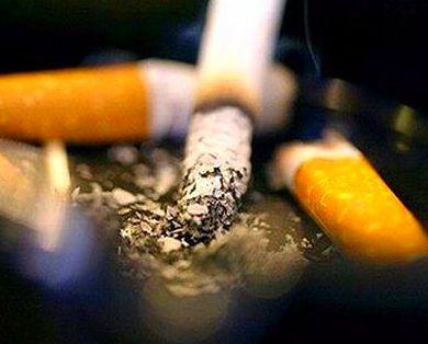Test de Fageström para la dependencia de la nicotina