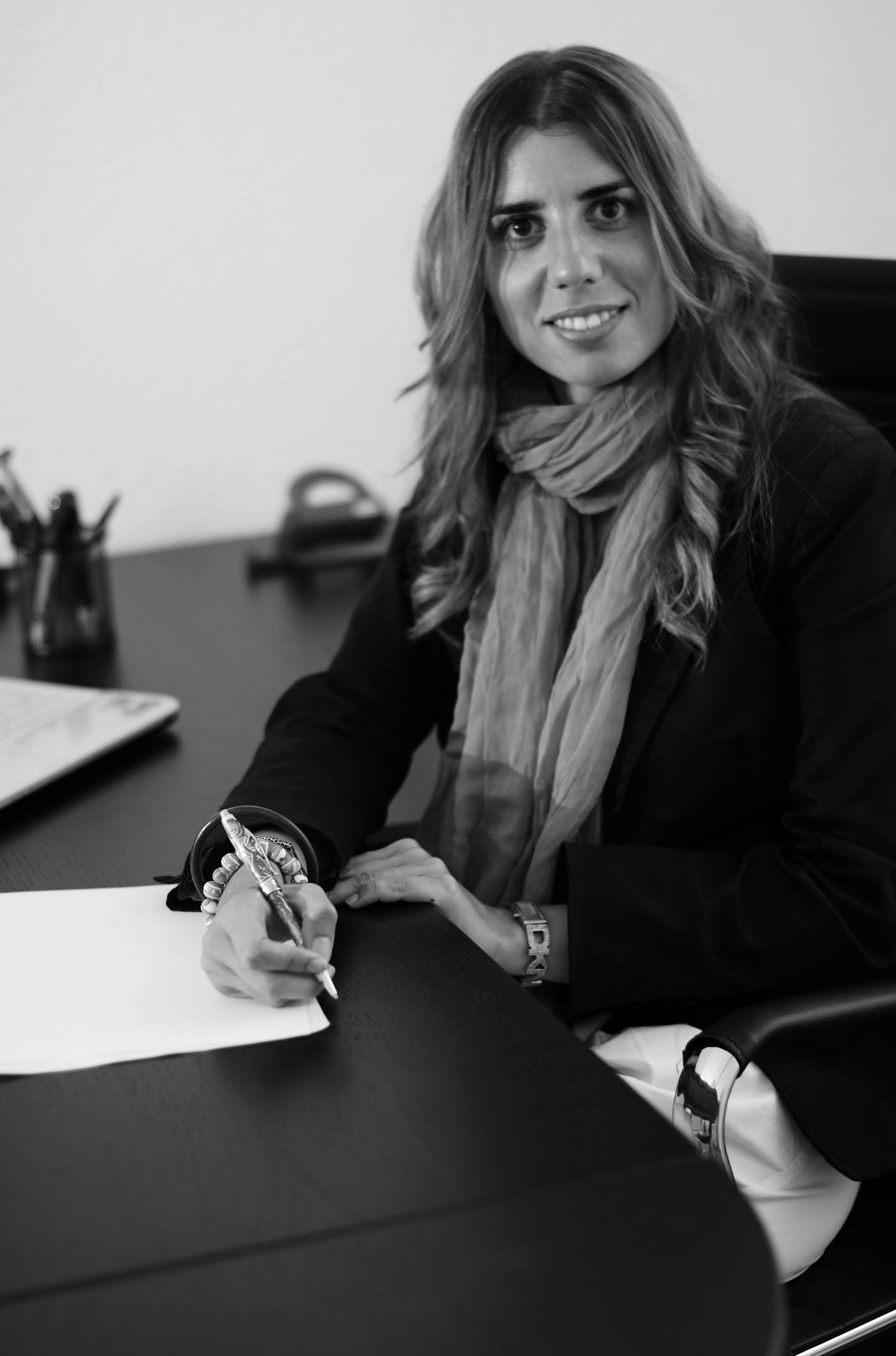 Raquel Bengochea Psicóloga de Gabinete ATRIA