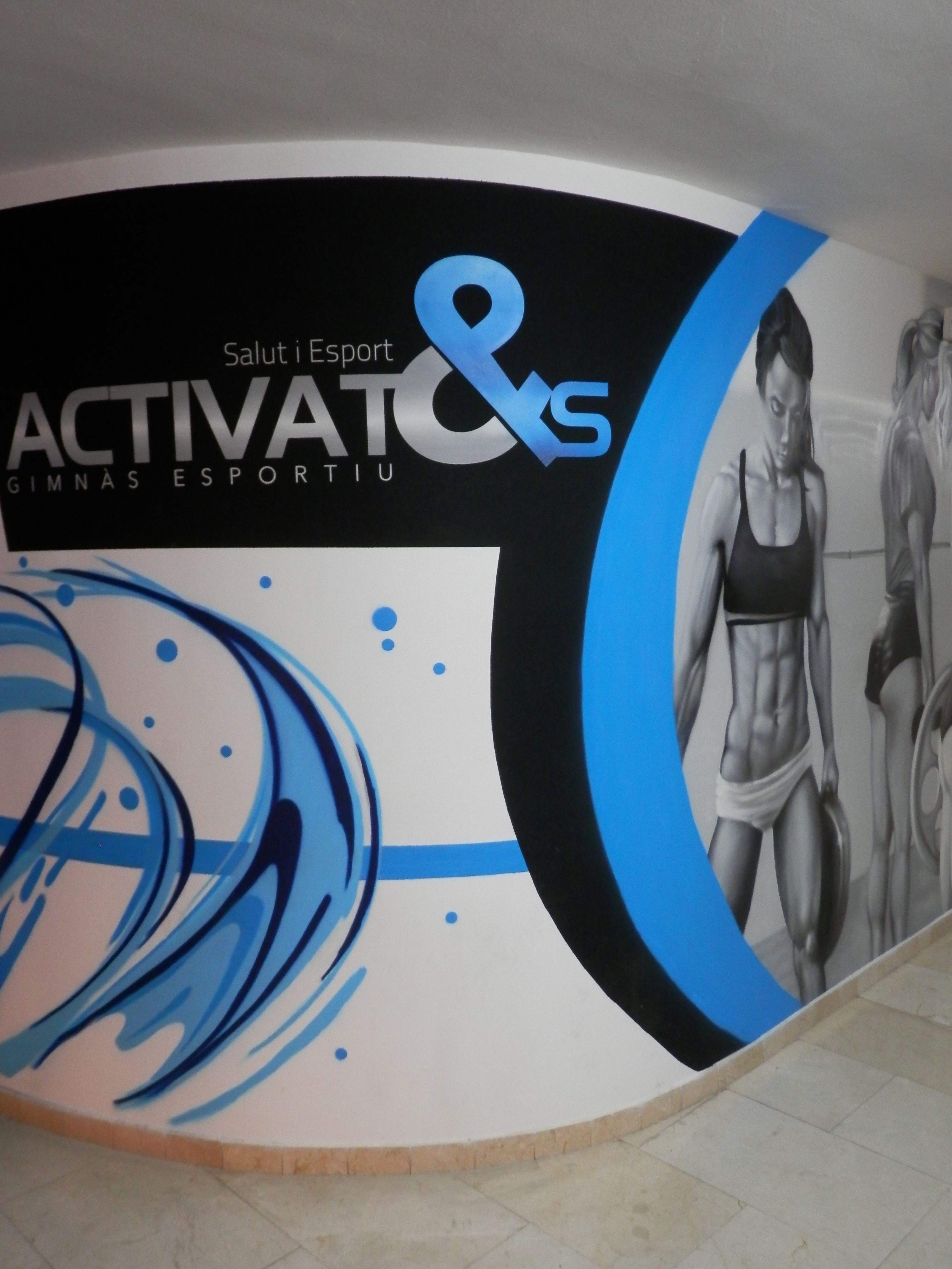Gimnasio deportivo ActivaT&S en Premià de Mar