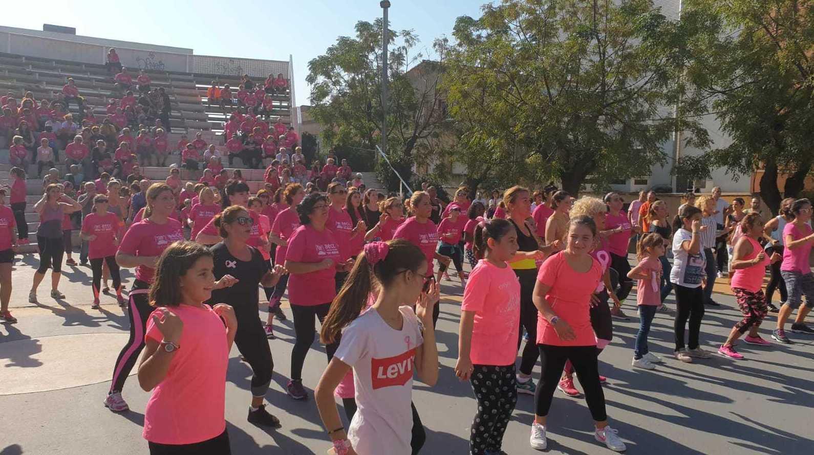 Máster Class Zumba | Cursa contra el càncer 2018 PDM