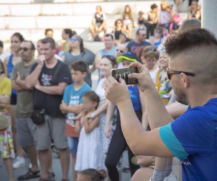 Clases de aeróbic en Premiá de Mar