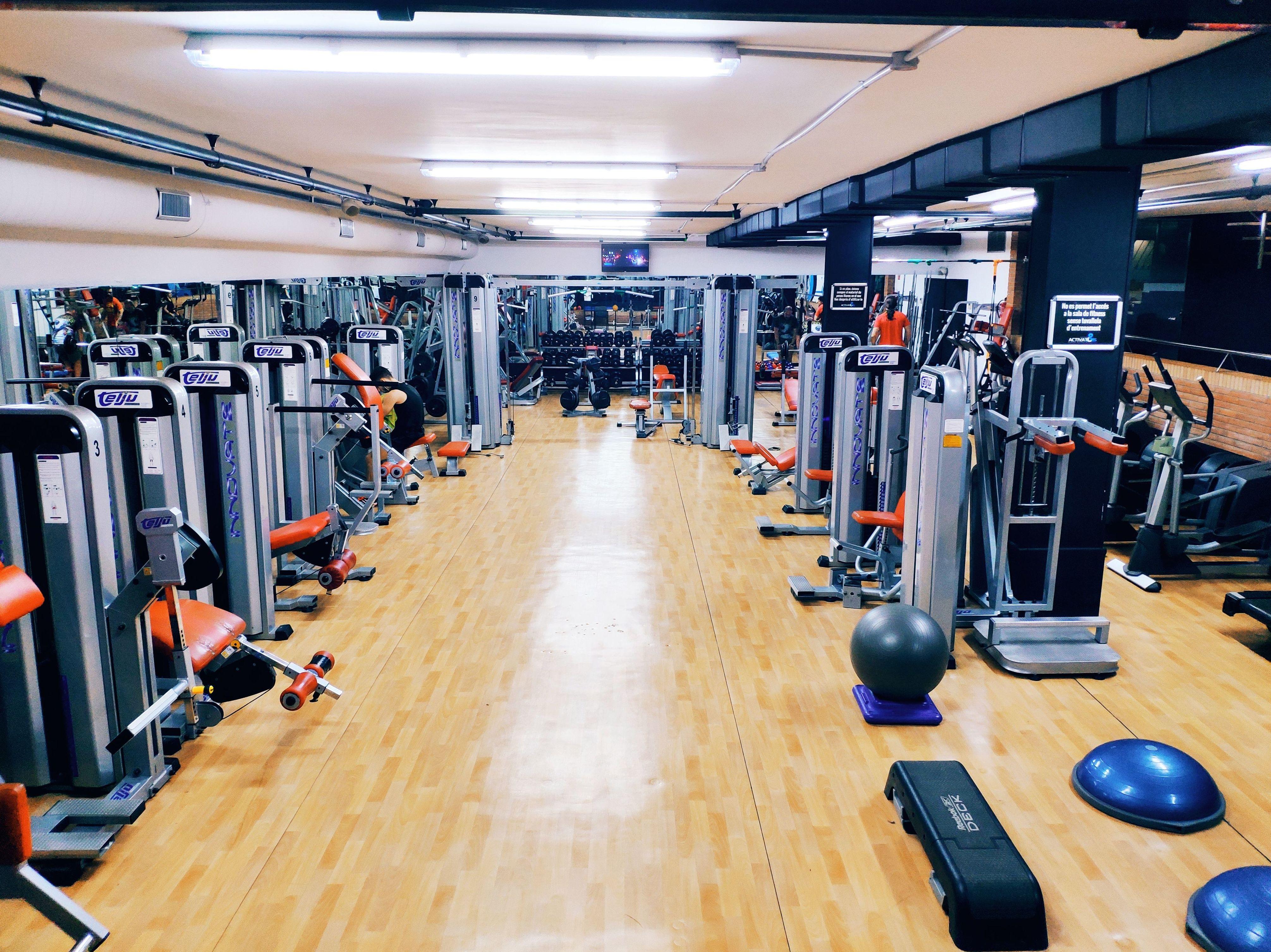 Sala maquinas