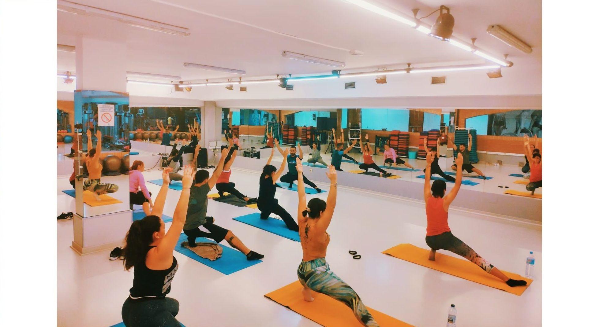Pilates: Actividades y cuotas de Activa T & S