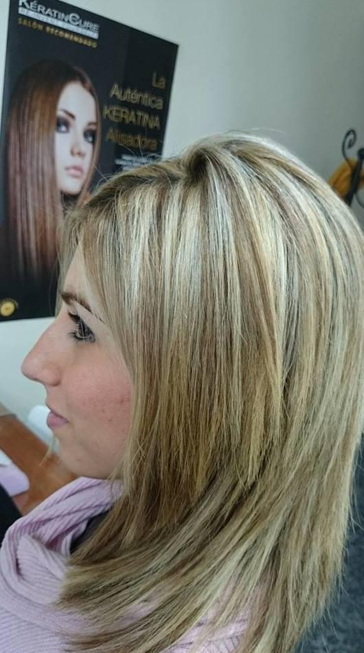 Peinados de diseño