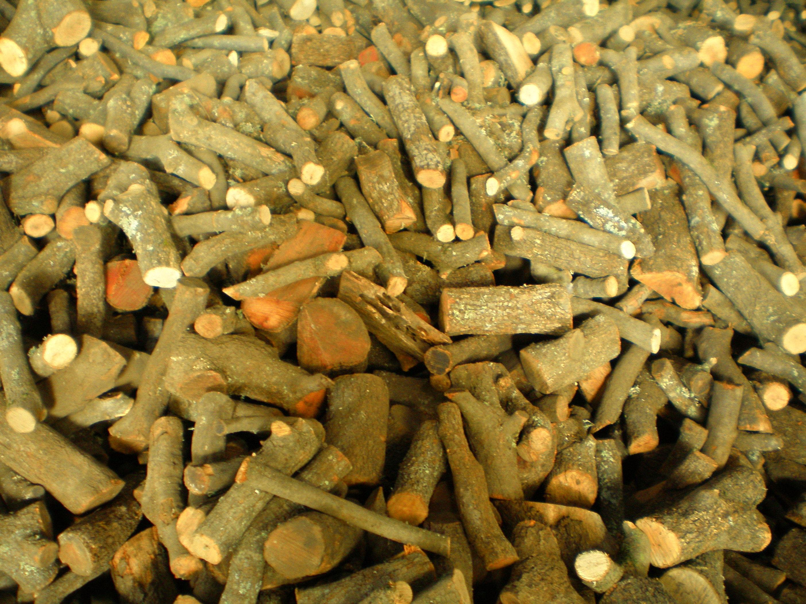 Leña seca: Productos y servicios de elcarbonero.es