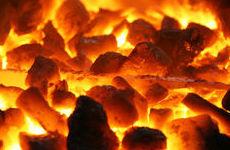Distribución de carbón