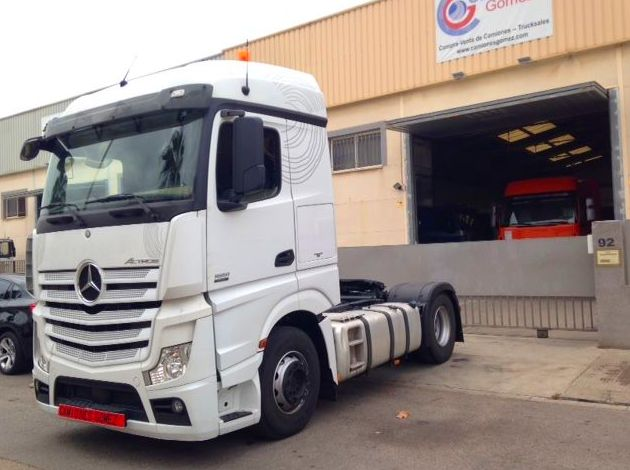 Compraventa camiones Mercedes,  Camiones Gomez