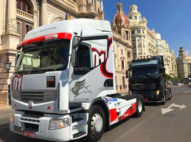 Camiones Gomez SL, venta de vehículos industriales