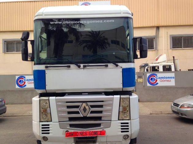 Venta Renault Magnum, Camiones Gomez