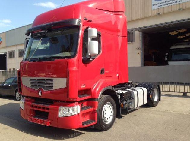 Venta camiones segunda mano Renault, Camiones Gomez