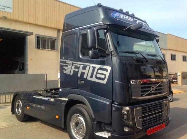 Venta camiones Volvo, Camiones Gomez