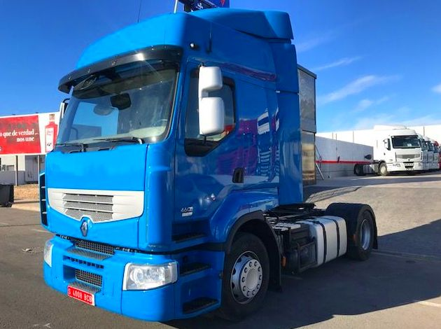renault premium, venta de camiones de segunda mano, camiones gomez