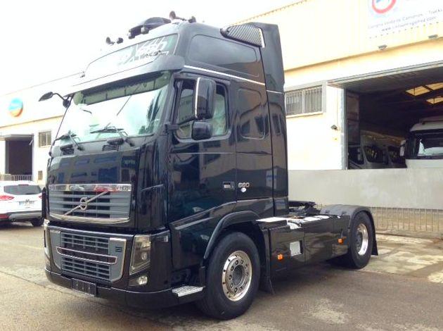 VOLVO FH16 660 : Venta de camiones de Venta de Camiones