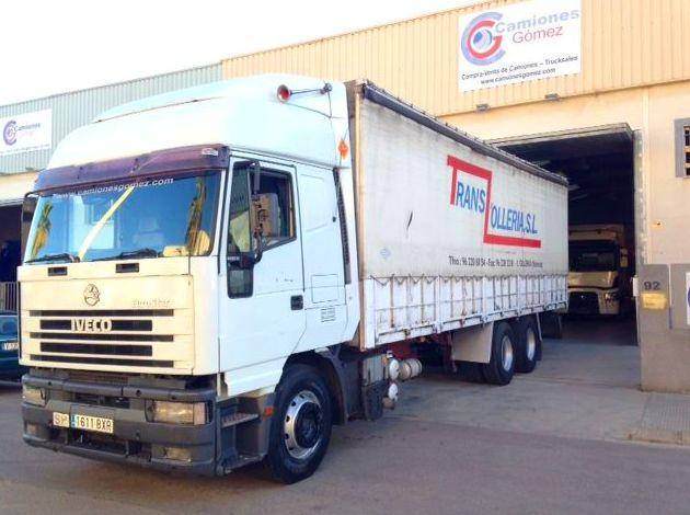 IVECO: Venta de camiones de Venta de Camiones
