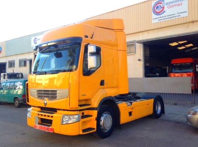Compraventa camiones Renault,  Camiones Gomez