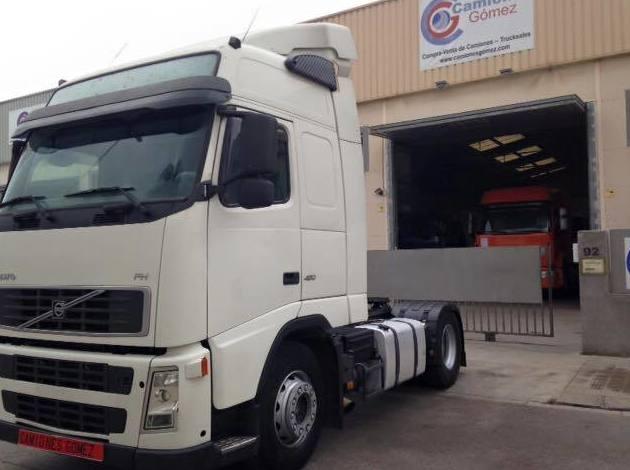 Venta de camiones Volvo, Camiones Gomez