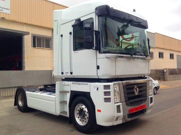 RENAULT MAGNUM 520: Venta de camiones de Venta de Camiones
