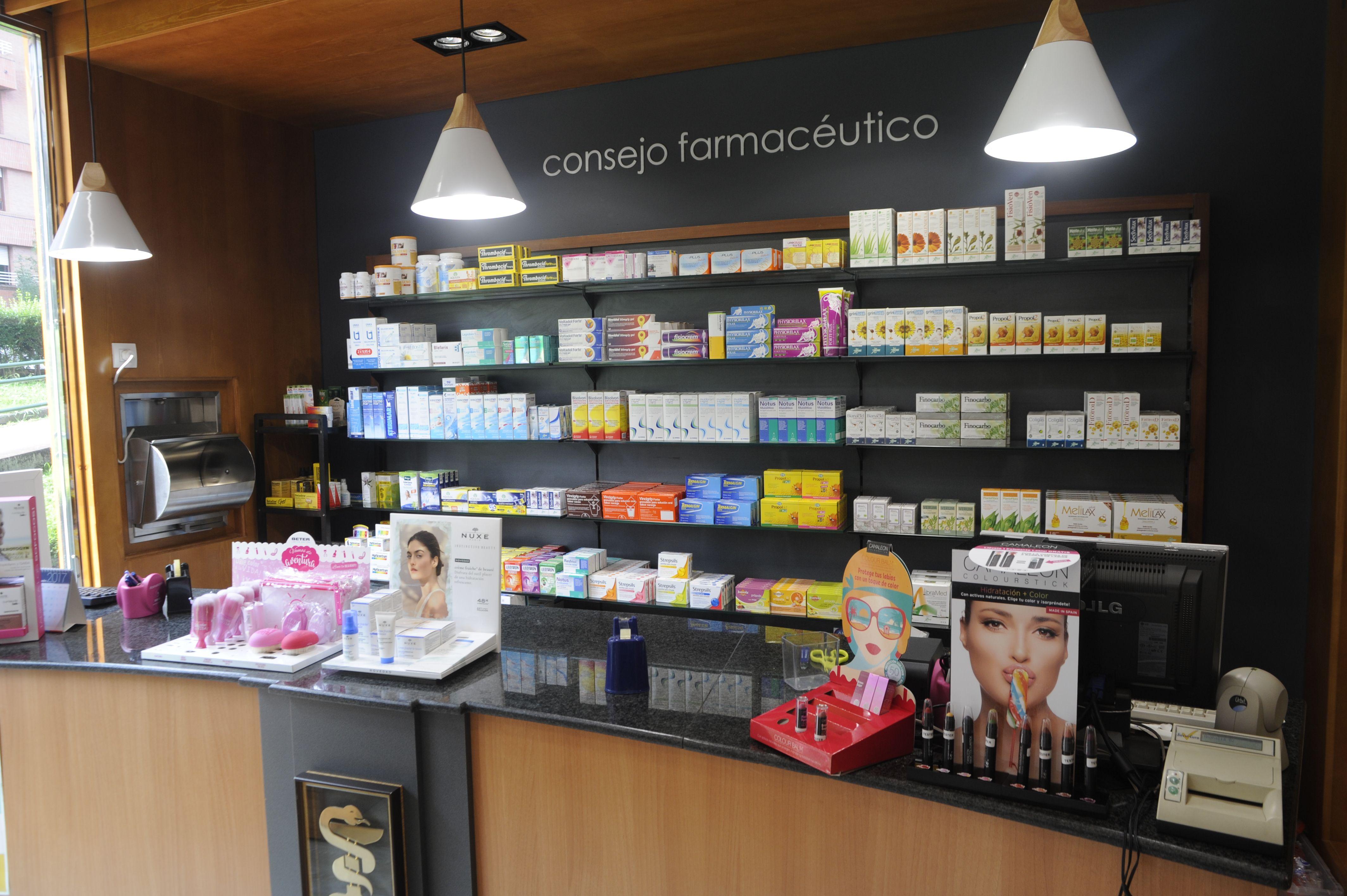 Foto 2 de Farmacia en Bilbao | Farmacia Socorro Rivas Castreje