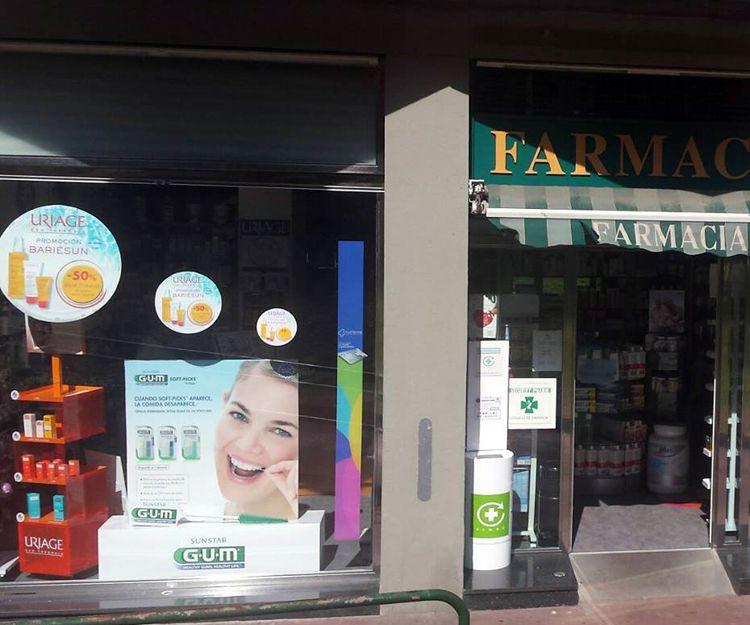 Dermocosmética, homeopatía, tintes para el pelo...