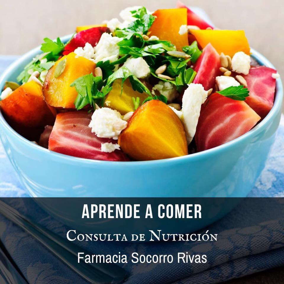 Nutrición: Productos y servicios de Farmacia Socorro Rivas Castreje