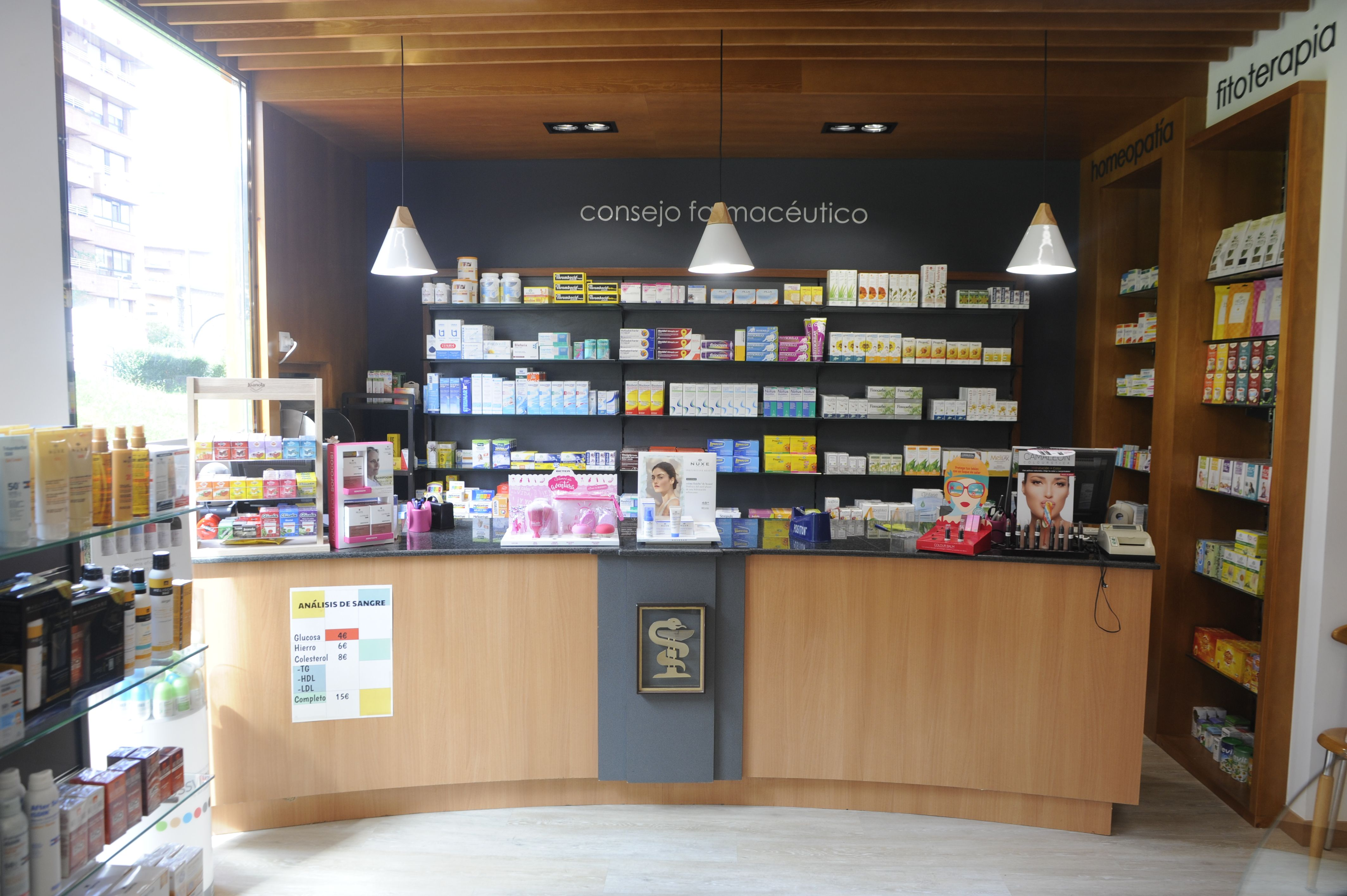Foto 3 de Farmacia en Bilbao | Farmacia Socorro Rivas Castreje