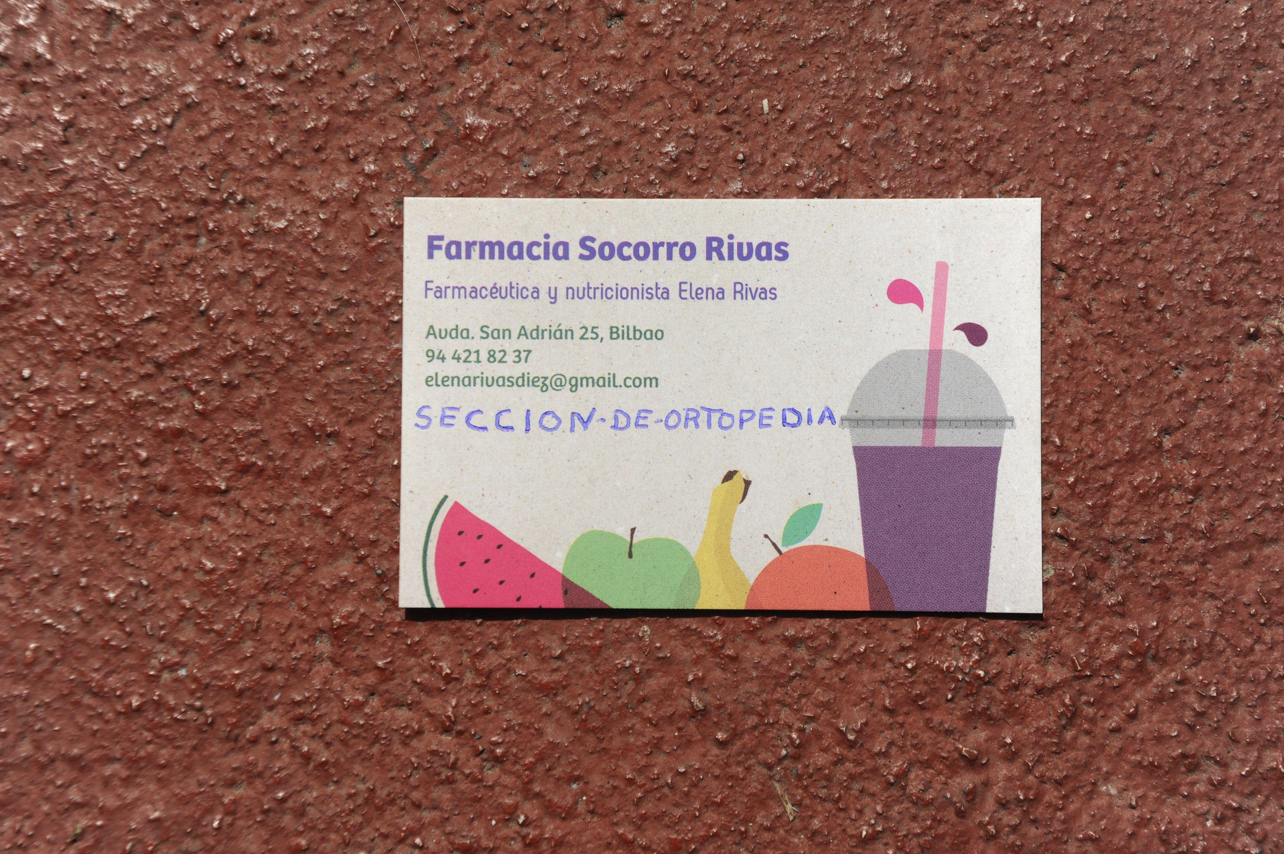 Foto 7 de Farmacia en Bilbao | Farmacia Socorro Rivas Castreje