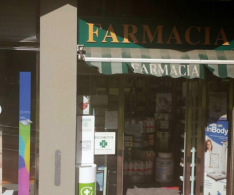 Productos farmacéuticos en Vizcaya