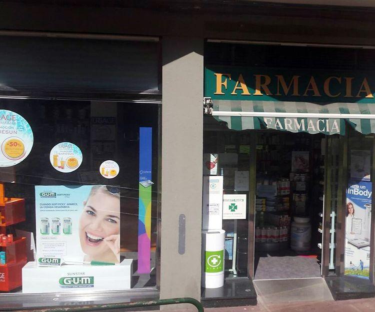 Venta de medicamentos en Vizcaya